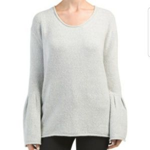 FRENCH CONNECTION Bell Sleeve Sweater
